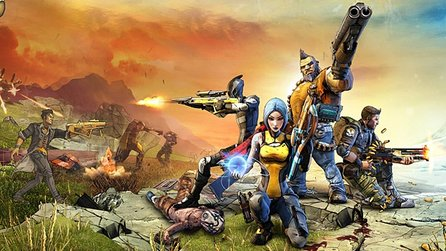 Borderlands 2 - Test-Video zur PC-Version