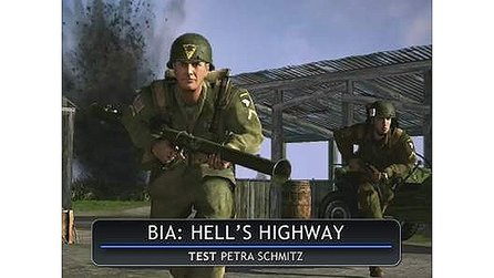 Brothers in Arms: Hell's Highway - Test-Video zum Shooter