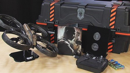 Call of Duty: Black Ops 2 - Boxenstopp-Video zur Care Package- / Hardened Edition