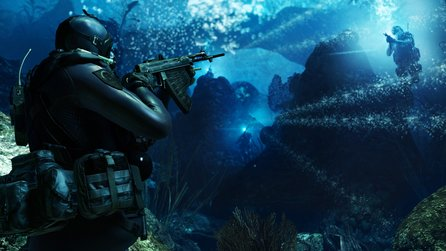 Call of Duty: Ghosts - Gameplay-Trailer: »Into the Deep«