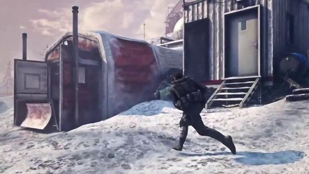 Call of Duty: Ghosts - Gameplay-Trailer zeigt DLC-Karte »Subzero«