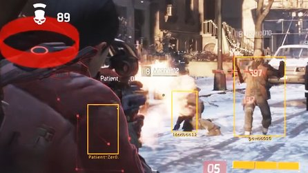 Cheats in The Division - Experiment: Klappt der Betrug im MMO-Shooter?