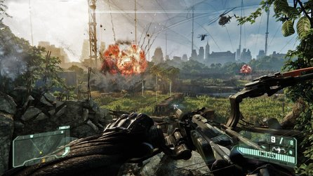 Crysis 3 - Preview-Video zum Crytek-Shooter