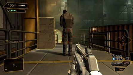 Deus Ex: Human Revolution - 2. Entwickler-Walkthrough zum DLC »The Missing Link«