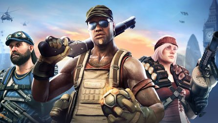 Dirty Bomb - Trailer zum kompetitiven Free2Play-Shooter