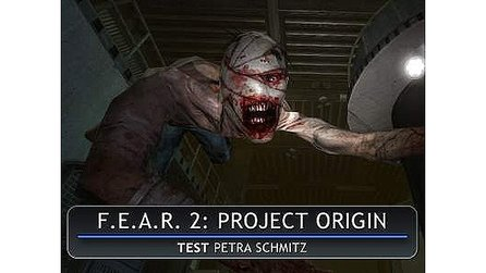 F.E.A.R. 2 - Test-Video zum Horror-Shooter
