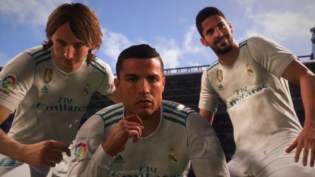 FIFA 18 Early Access - Download der Trial-Version ab sofort via Origin Access möglich