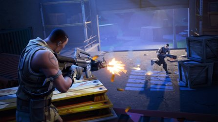 Playerunknown's Battlegrounds - Entwickler Bluehole fürchtet Ideenklau durch Fortnite: Battle Royale