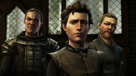 Game of Thrones: A Telltale Games Series - Launch Trailer Episode #1: Iron from Ice