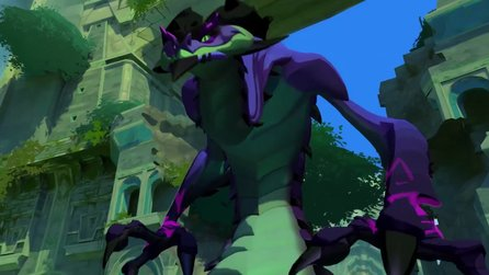 Gigantic - Trailer zum Open-Beta-Start