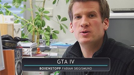 Grand Theft Auto 4 - Boxenstopp & Installation von GTA 4