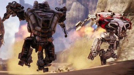 Hawken - Launch-Trailer des Action-Mechspiels