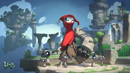 Hob - 10 Minuten gamescom-Gameplay von den Torchlight-Machern