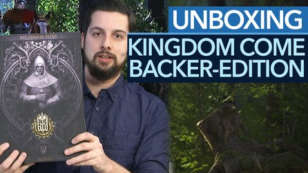 Kingdom Come: Deliverance - Unboxing-Video: Ärger um die Kickstarter-Collector's Edition