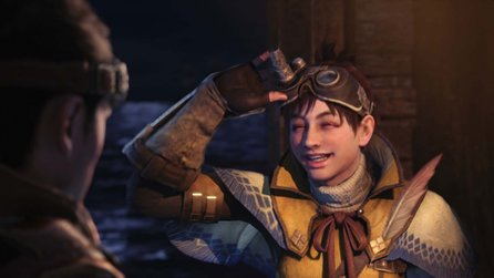 Monster Hunter World - Neues Video stellt den umfassenden Charakter-Editor vor