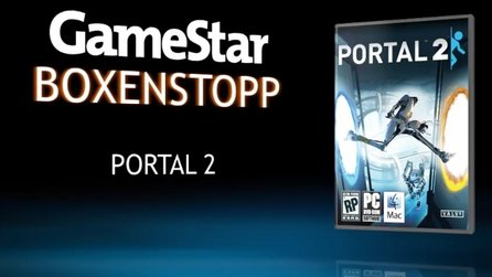 Portal 2 - Boxenstopp-Video zur PC-, PS3- und Xbox-360-Version