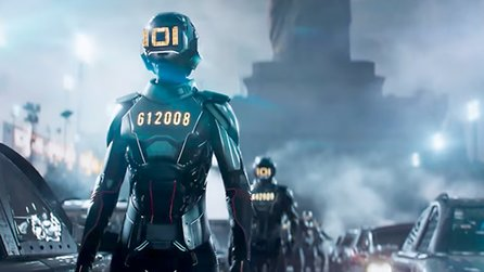 Ready Player One - Neuer Action-Trailer zum Gamer-Film mit Easter Eggs aus Halo und mehr
