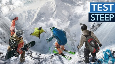 Steep - Test-Video zu Ubisofts Wintersport-Alpen-World