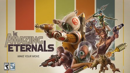 The Amazing Eternals - Warframe-Macher kündigen Ego-Shooter mit Sammelkarten an