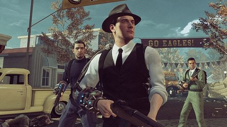 The Bureau: XCOM Declassified - Test-Video zum XCOM-Shooter