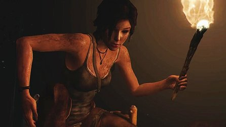 Tomb Raider - Preview-Video zum Lara-Croft-Reboot