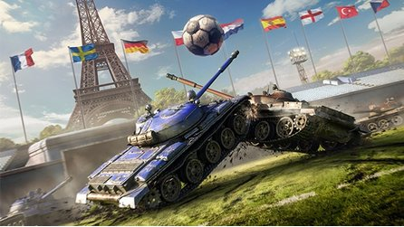 World of Tanks - EM-Event – Panzerfußball-Modus zum Start der Europameisterschaft