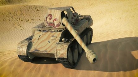 World of Tanks - Trailer: neuer deutscher Premium-Panzer Rheinmetall Skorpion G