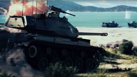 World of Tanks - Trailer enthüllt Singleplayer-Kampagne War Stories, Release noch im August