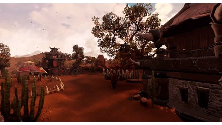 World of Warcraft - Orc-Startgebiet in moderner Unreal Engine 4 nachgebaut