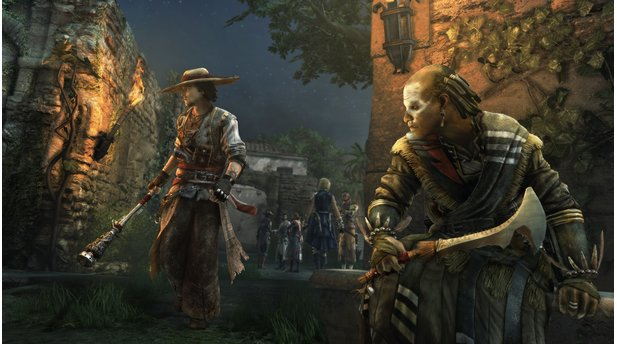 <b>Assassin's Creed 4: Black Flag</b><br/>Screenshots aus dem DLC »Halunken-Gilde«