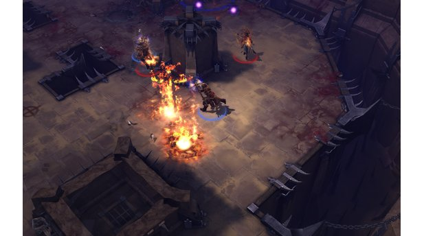 <b>Diablo 3</b><br>Screenshot aus der Facebook-Aktion