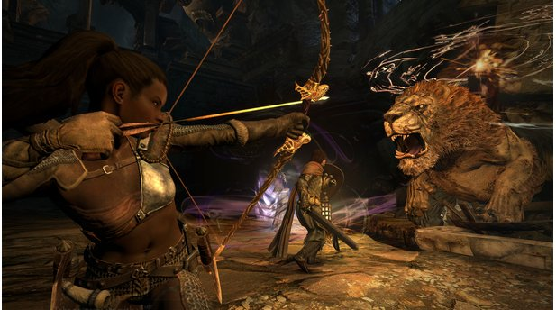 <B>Dragon's Dogma: Dark Arisen</b><br>Screenshots der PC-Version