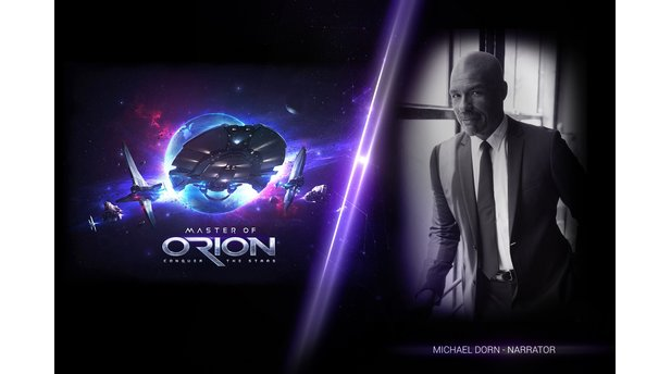 Master or Orion - Synchronsprecher