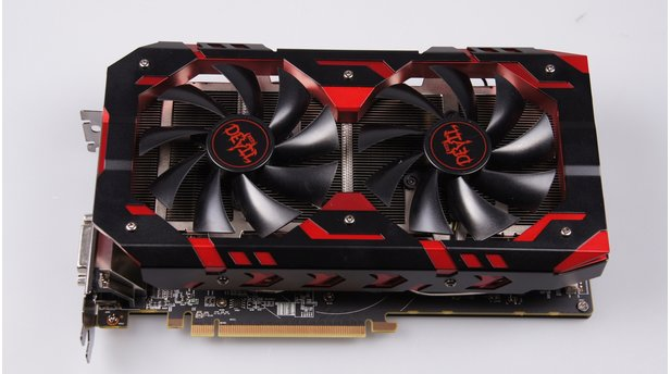 PowerColor Radeon RX 580 Red Devil Golden Sample