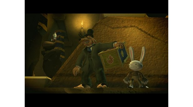 Sam & Max The Tomb of Sammun-Mak