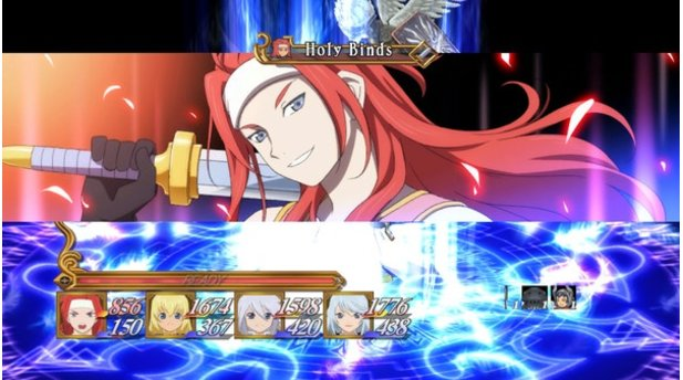 Tales of Symphonia HD