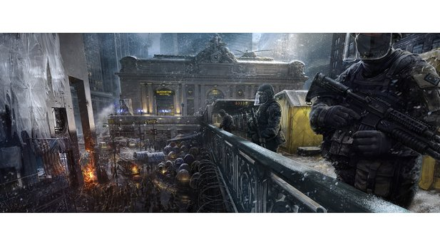 Tom Clancy's The Division - Artworks