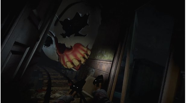 Until Dawn: Rush of Blood - E3-Screenshots