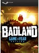 Cover zu Badland