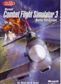 Cover zu Combat Flight Simulator 3