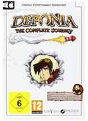 Cover zu Deponia - The Complete Journey