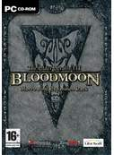 Cover zu The Elder Scrolls 3: Bloodmoon