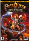 Cover zu Everquest: Gates of Discord