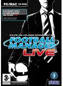 Cover zu Football Manager Live