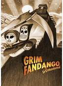 Cover zu Grim Fandango Remastered