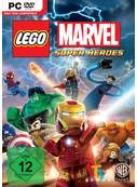 Cover zu LEGO Marvel Super Heroes