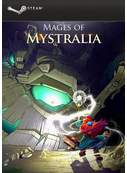 Cover zu Mages of Mystralia