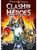 Cover zu Might & Magic: Clash of Heroes HD