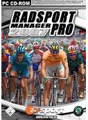 Cover zu Radsport Manager Pro 2007