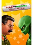 Cover zu Stalin vs. Martians